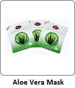 Aloe Vera Mask - Masker Wajah - Muka Wootekh