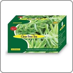 Clear Free Tea