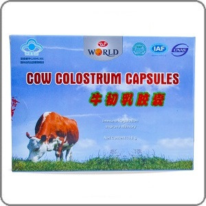 Woo Tekh Cow Colostrum Capsule