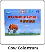 Cow colostrum capsule Wootekh