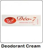 Deodorant cream Wootekh