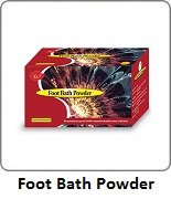 Foot bath powder Wootekh