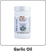Garlic oil softgel Wootekh